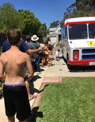 ice cream truck for birthday party in san diego